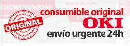 consumible oki