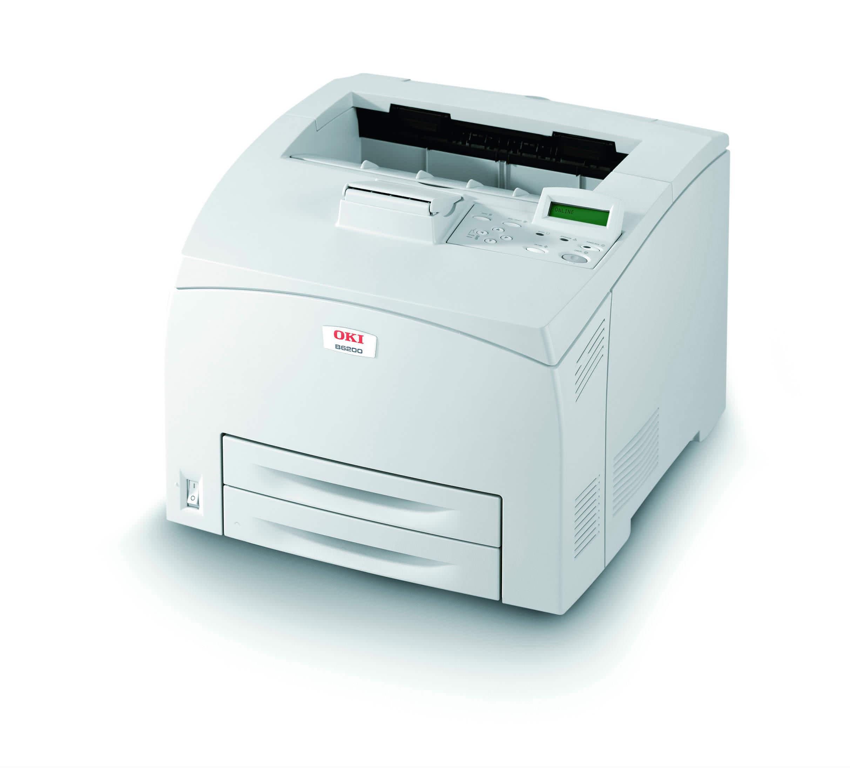 Impresora Laser Monocromo Oki B6300